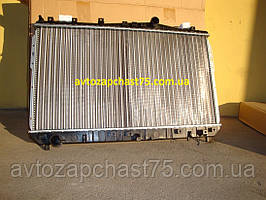 Радиатор Lacetti с 2004 года, коробка механика (Tempest, Тайвань)