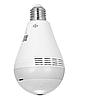 Камера wifi у вигляді лампочки з SD card, нічним режимом і гучним зв'язком A9, фото 3
