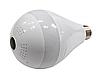 Камера wifi у вигляді лампочки з SD card, нічним режимом і гучним зв'язком A9, фото 2