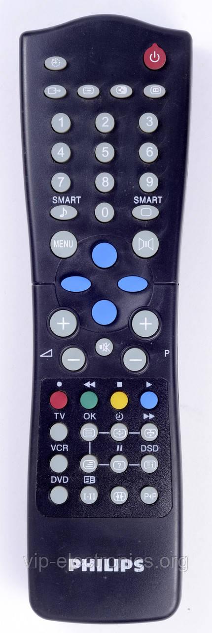 Пульт Philips  RC2563/01 (TV.VCR) з ТХТ як оригінал