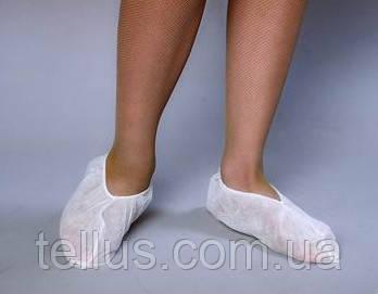 Одноразовые носки для боулинга