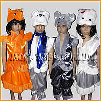 Детские Новогодние костюмы оптом