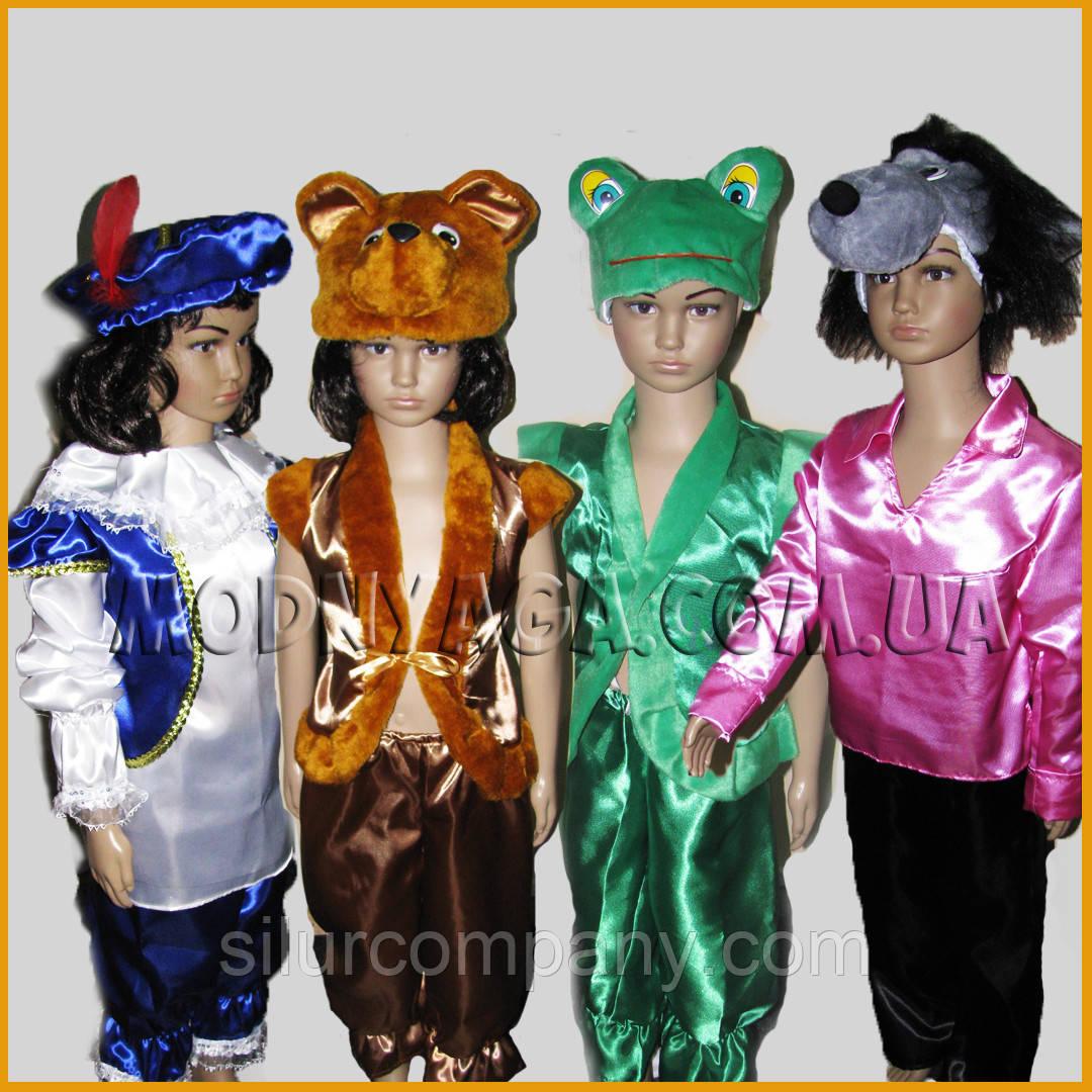 Купить детские новогодние костюмы оптом