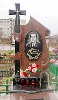 Памятник двухцветный №160