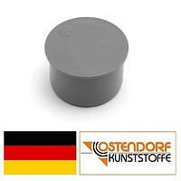 Заглушка PP 50 мм внутренней канализации Ostendorf HT Германия
