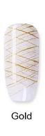 Гель-паутинка Spider Gel, 8 ml. № 004 - Gold золото