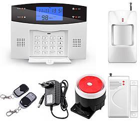 Комплект сигнализации Kerui alarm G505 Wi-fi Start
