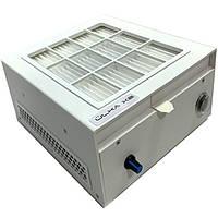 Маникюрная вытяжка ULKA X2F с хеппа фильтром, белая