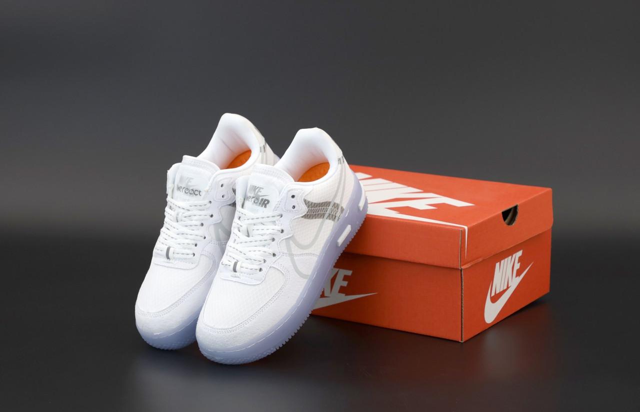 Жіночі кросівки Nike Air Force white. ТОП Репліка ААА класу.