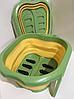 Массажер роликовая для ног Foot Bath Massager FB-00082, массажер для ног, массажер ванна