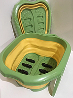Массажер роликовая для ног Foot Bath Massager FB-00082, массажер для ног, массажер ванна, фото 1