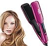 Профессиональная плойка выравниватель для волос VGR V-506, плойка, выпрямитель, плойка для выпрямления, плойка