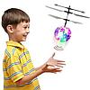 Светящийся летающий шар LED Flying Ball PC398, Индукционная игрушка, детские игрушки летающие