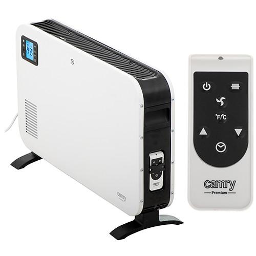 Конвектор Camry CR 7724 LCD с дистанционным управлением