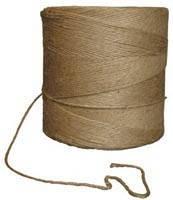 Нить джутовая (бечевка) 1000 грамм.