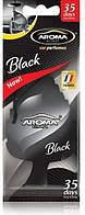 Ароматизатор Aroma Leaf - BLACK