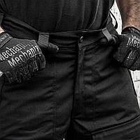 """Брюки тактические """"SHTORM"""" BLACK, фото 4"""