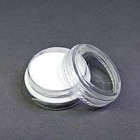 Акриловая пудра цветная для дизайна ногтей Global Professional, прозрачная
