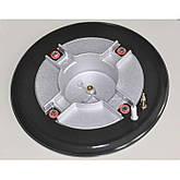 Варильна панель HG C7G CEST (WH) біла газ на склі, фото 2