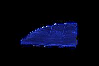 Подушка-лежак (поролон) для кошек и собак Мур-Мяу треугольная 40 х 40 см Синяя