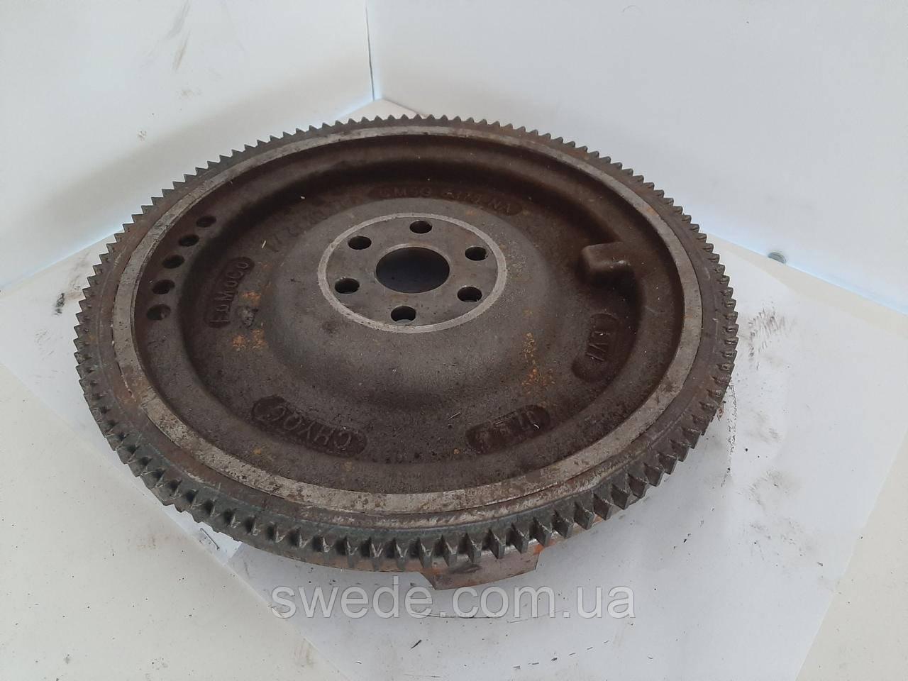 Маховик двигателя Ford Fiesta 1.0 12V EcoBoost 2008-2014 гг CM5G6375NA