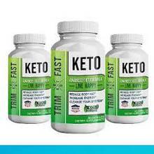 Trim keto Fast (Трим Кето Фаст)- капсулы для похудения