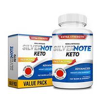 Silver Note Keto (Сильвер Нот Кето)- капсулы для похудения