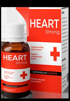 Heart Strong (Харт Стронг)- капли от гипертонии
