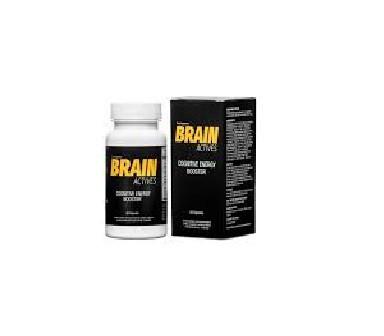Brain Actives (Брэйн Активс)- капсулы для повышения работоспособности мозга