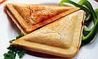 Электрический гриль, бутербродница, сэндвичница, Lexical LSM-2501, 800 Вт., фото 5