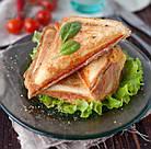 Электрический гриль, бутербродница, сэндвичница, Lexical LSM-2501, 800 Вт., фото 7