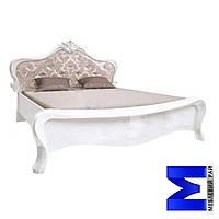 Ліжко Прованс м'яка спинка (з каркасом) 160х200 см.