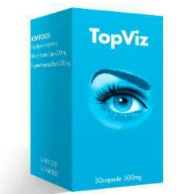TopViz (ТопВиз)- капсулы для зрения