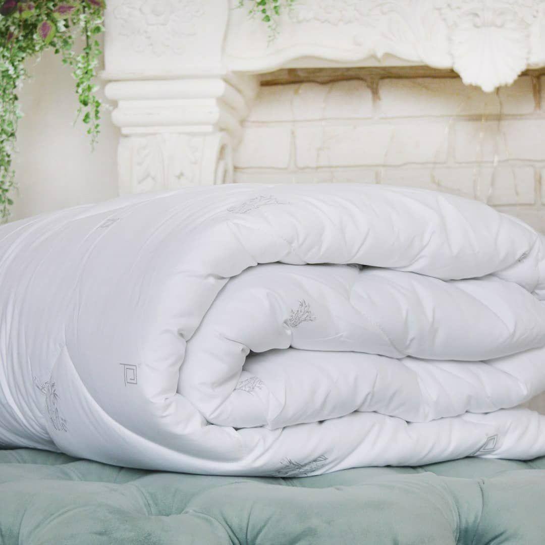 Одеяло ТЕП Bamboo Dream Collection 150-210 см белое, зима