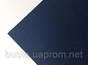 Конверт 150х150 т синий вельвет 200гр, фото 2