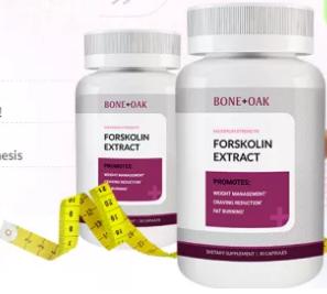 Bone + Oak Forskolin (Бон + Оак Форксолин)- капсулы для похудения