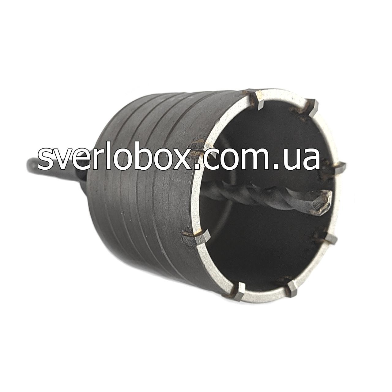 "Коронка по бетону 110мм ""TopFix"" SDS-PLUS"