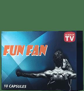 Fun-fan (Фан-фан)- капсулы для повышения потенции