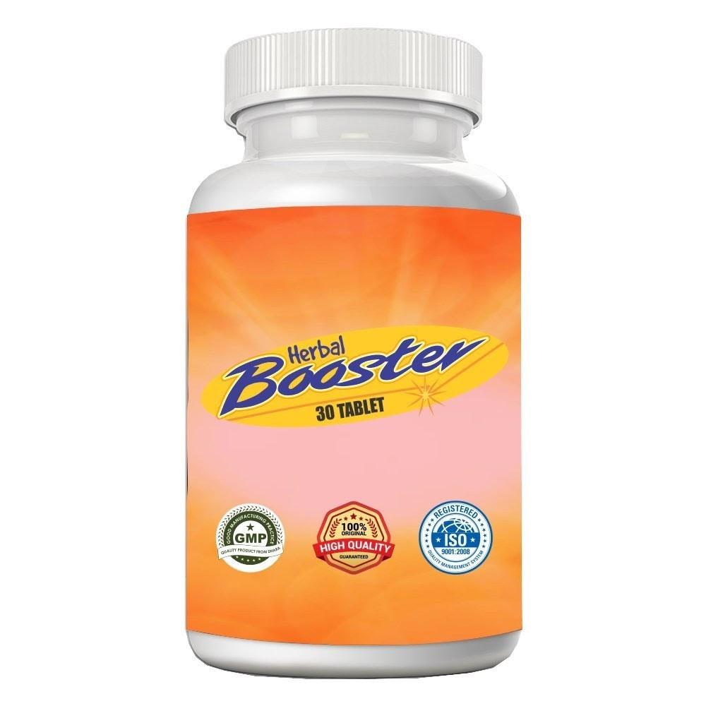 Herbal Booster (Гербал Бустер)- капсулы для мужской сексуальной силы