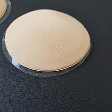 Наклейки на грудь круглые - 419-13-2, фото 2