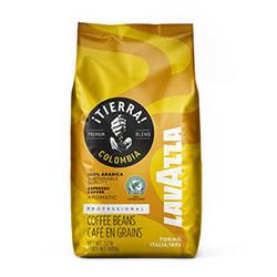 Кофе в зернах Lavazza Tierra Colombia 1кг. Лавацца Оригинал, Италия!