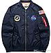 Патч нашивка  60 лет  NASA   (Rotcho) USA, фото 3