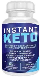 Instant Keto (Инстант Кето)- капсулы для похудения