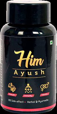 Him Ayush (Хим Аюш)- капсулы для потенции