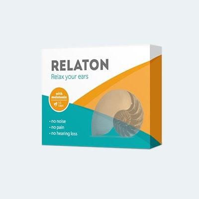 Relaton (Релатон)- капсулы для улучшения слуха