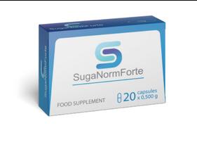 SugaNorm Forte (ШугаНорм Форте)- капсулы от диабета