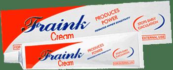 Fraink (Фрэинк)- крем для потенции