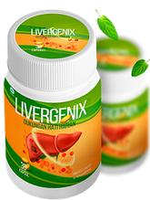Livergenix (Ливергеникс) - капсулы для здоровья печени