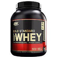Сывороточный протеин Optimum Nutrition 100% Whey Gold Standard 2270 г Клубника
