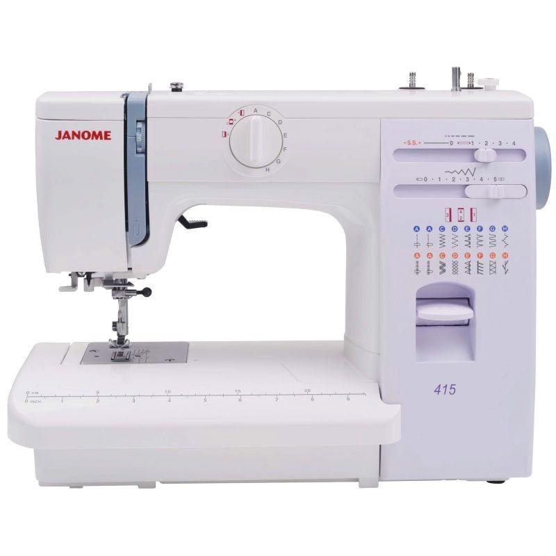 Швейная машина Janome 415 S